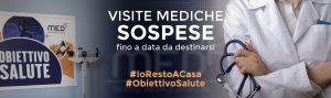 Attività mediche SOSPESE