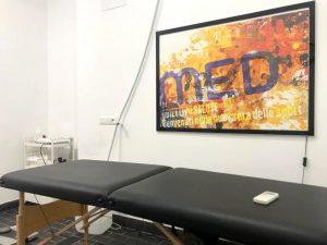 NOVITÀ: servizi medici MED+ presso Piscine di Albaro